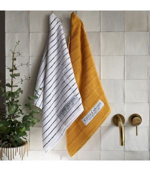 Ručník RM Island Bay Kitchen Towel yellow 2 pcs
