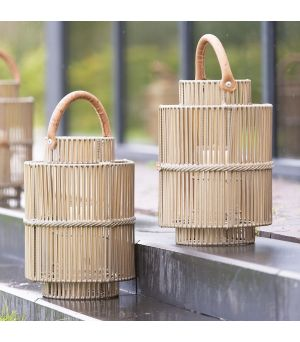 Lucerna Bartolome Outdoor Lantern natural