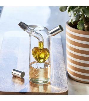 Láhev na olej Lovely Oil & Vinegar Bottle