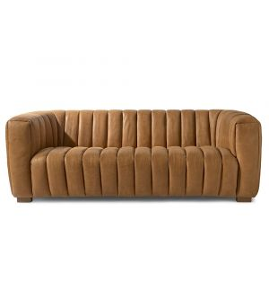 Sedačka Pulitzer Sofa 3.5s, Leather, Cognac