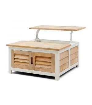 Konferenční stolek Pacifica 90x90cm
