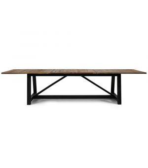 Rozkládací jídelní stůl Hudson, 230/280/330x100cm