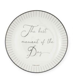 Talíř Happy Chef Breakfast Plate