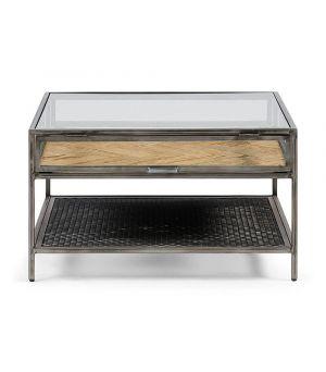 Konferenční stolek Chloe, 70x70cm