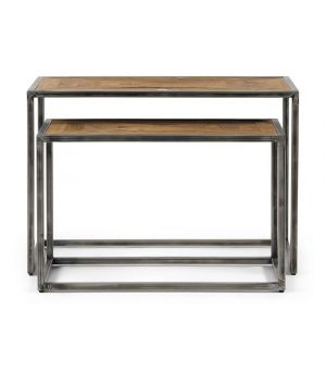 Stolky Le Bar American End Table S/2