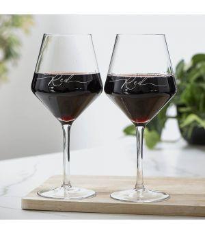 Sklenice RM Red Wine Glass 2 pcs