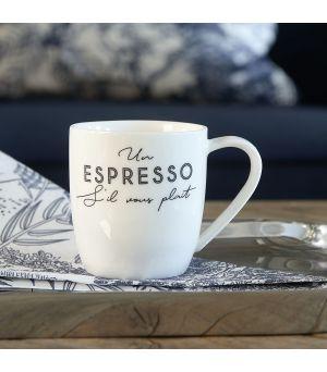 S'il Vous Plaît Espresso Mug