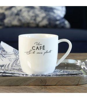 Hrnek S'il Vous Plaît Café Mug