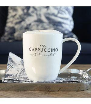 Hrnek S'il Vous Plaît Cappuccino Mug