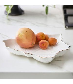 Talíř RM Leaf Plate