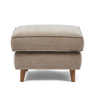 Kendall Hocker, Washed Cotton, Stone 70 x 70 cm