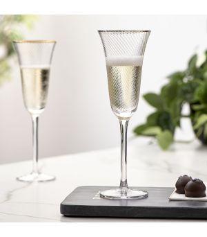 The Classic Club Champagne Glass