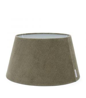 Stínítko Lovely Rib Velvet grey 28 x 38