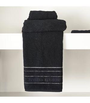 Ručník RM Elegant black 100x50