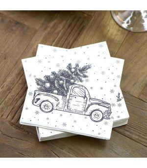 Ubrousky Paper Napkin Party Pickup