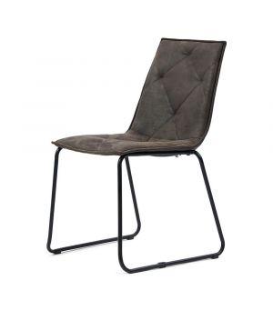 Jídelní židle Venice Park, Pellini, Espresso