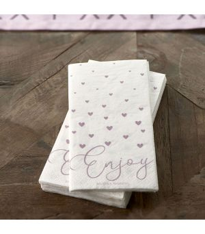 Papírové ubrousky Napkin Enjoy
