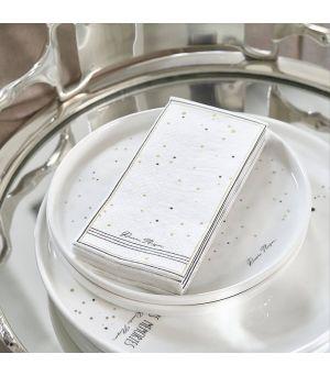 Papírové ubrousky Napkin RM Dots & Stripes