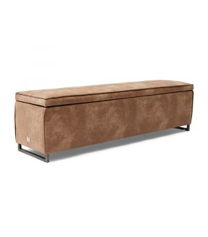 Lavice Club 48 Bench, Pellini, Camel, 160 cm