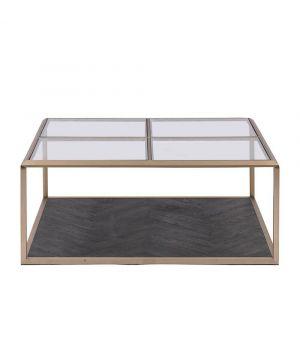 Konferenční stolek Stanton, 90x90cm