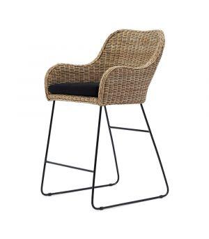 Nízká barová židle La Marina