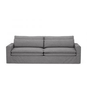 Sedačka Continental 3.5s, Oxford Weave, Grey