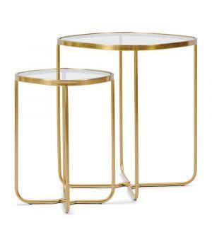 Postranní stolek Upper East Gold S / 2