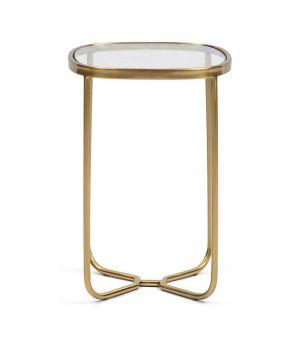 Postranní stolek Upper East Gold Small