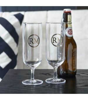 Sklenice na pivo Love RM Beer S/2
