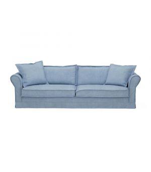 Sedačka Carlton 3,5s, Washed Cotton, Ice Blue