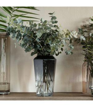 Váza Midnight Hegaxon Grey