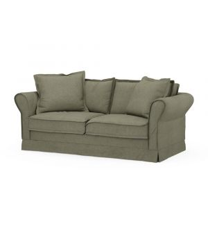 Carlton Sofa 2,5s, Oxford Weave, FrGreen
