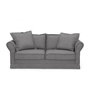 Sedačka Carlton 2,5s, Oxford Weave, Steel Grey