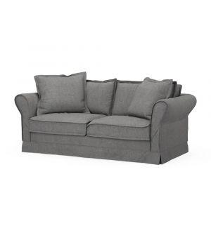 Carlton Sofa 2,5s, Oxford Weave, Charcoal