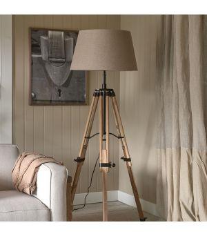 Stojací lampa RM Wooden Tripod
