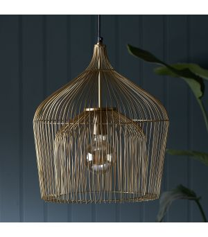 Závěsná lampa Manhattan