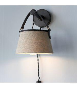 Nástěnná lampa Harbour Buckle
