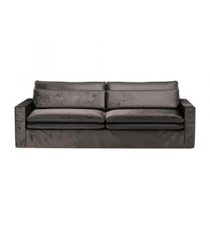 Sedačka Continental 3.5s, Velvet, Grimaldi Grey