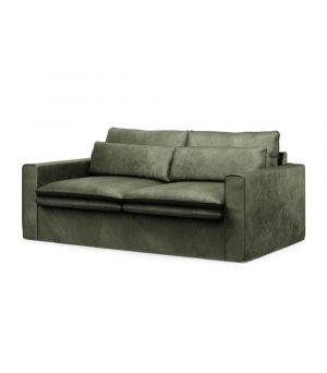 Continental Sofa 2,5s, Velvet, Ivy