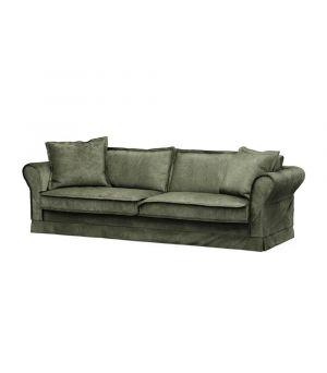 Carlton Sofa 3,5s, Velvet, Ivy
