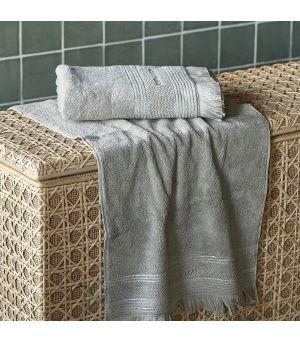 Ručník Serene Towel stone 100x50