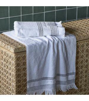 Ručník Serene Towel white 100x50
