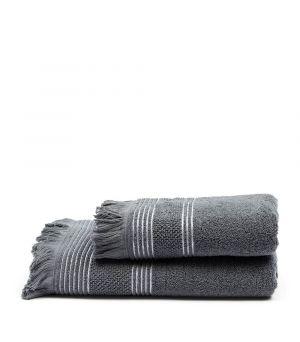 Osuška Serene Towel anthracit 140x70cm