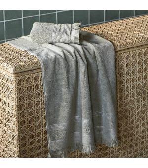 Ručník Serene Towel stone 140x70