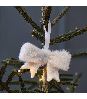 Vánoční ozdoba Glittering Bow