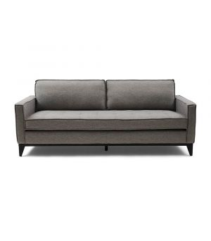 The Jake Sofa 3.5s, Mélane Weave, Fog
