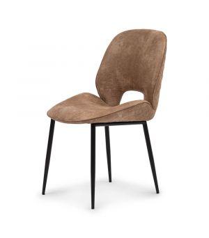 Jídelní židle Mr. Beekman, Pellini, camel