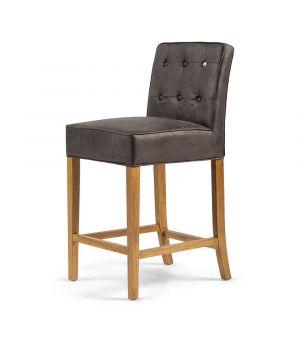Barová židle Cape Breton Counter, Pellini, Espresso