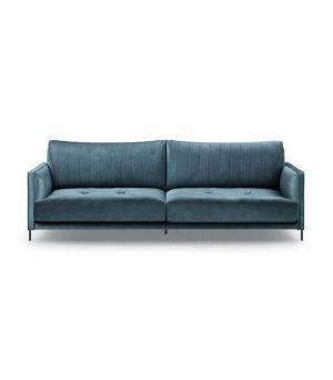 Sedačka Bal Harbour Sofa 3.5s, Velvet, Petrol