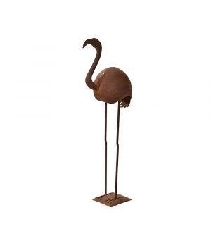 Kovový pelikán Iron Swan